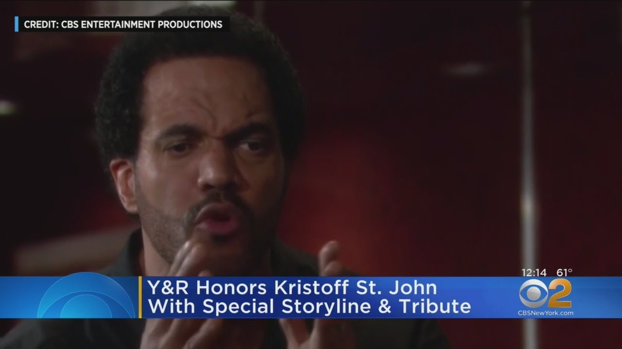 The Young & the Restless Reveals Late Star Kristoff St. John's Character's Cause of Death