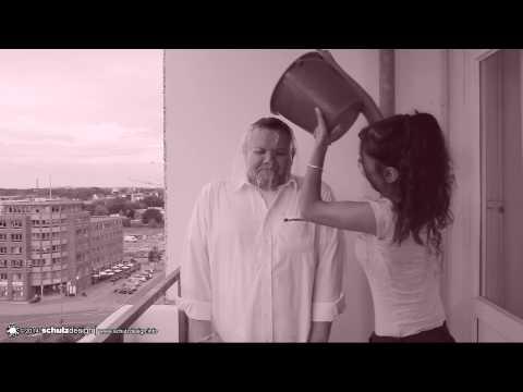 Thorsten Schulz Ice Bucket Challenge - Dusche