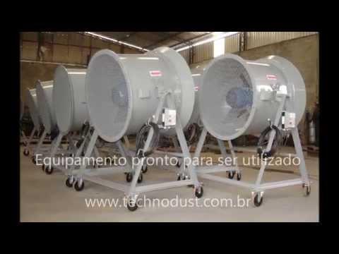 Ventilador Industrial M 243 Vel Man Cooler Quot S 233 Rie Mc Quot Youtube