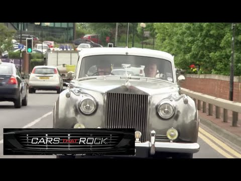 Cars that Rock - Chauffeuring in the Silver Cloud