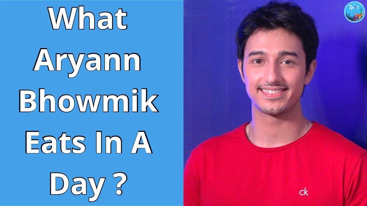 What Aryann Bhowmik Eats In A Day? Titli   Star Jalsa   Aryann Bhowmik   Exclusive Interview