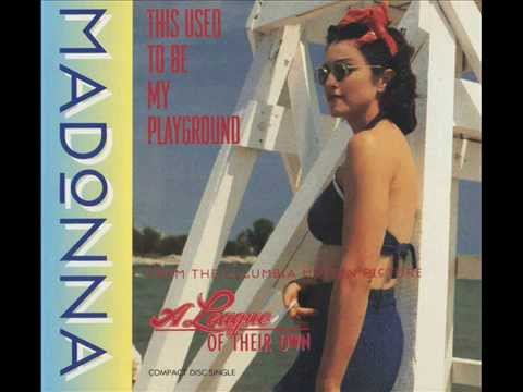 Madonna - This Used To Be My Playground (Audio)
