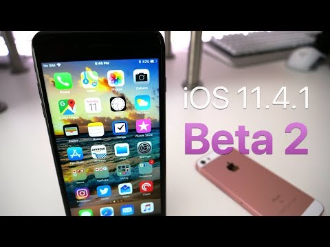 iOS 11.4.1 Beta 2 - What's New?