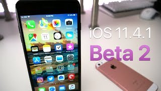 iOS 11.4.1 Beta 2 - What's New?