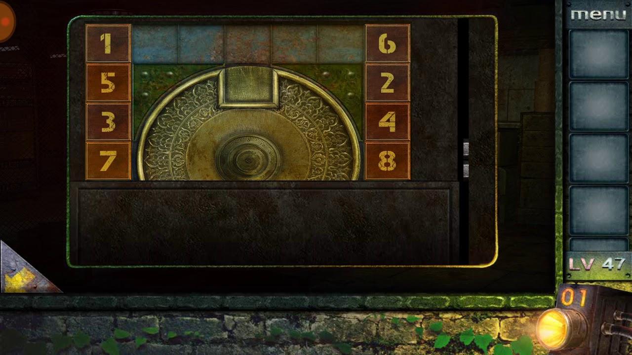 Escape Game 50 Rooms 2 Level 47 Walkthrough Youtube