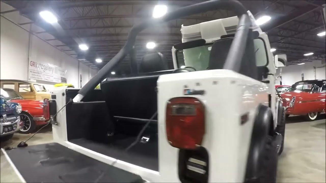 1980 jeep cj7 interior [ 1280 x 720 Pixel ]