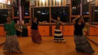Ghagra | Yeh Jawaani Hai Deewani | Dance Choreography By Step2Step Dance Studio