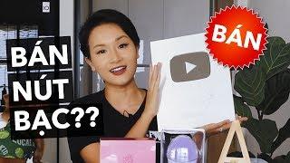 MÌNH BÁN NÚT BẠC?? | Vlog | Giang Ơi