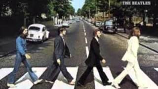 YOU NEVER GIVE ME YOUR MONEY BEATLES COLLABORATION