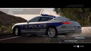 NFS: Hot Pursuit(2010): SCPD Event #19: Hot Pursuit: Memorial Valley: Porsche Patrol