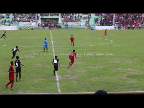 Highlight : PERSIPUR PURWODADI VS PPSM MAGELANG (2017)