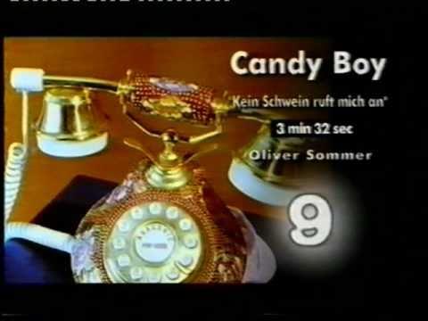 Candyboy - Kein Schwein ruft mich an