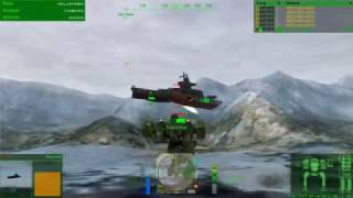 Mechwarrior 4 Mercenaries (no commentary) part 1