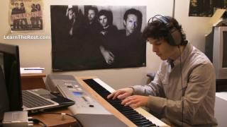 Viva La Vida - Coldplay Piano Cover [Ryan Jones]