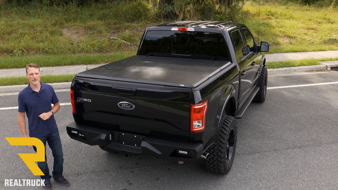 Gator Sfx Tri Fold Tonneau Cover Fast Facts Youtube