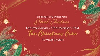 Christmas Service: The Christmas Cure // 25th December 2020