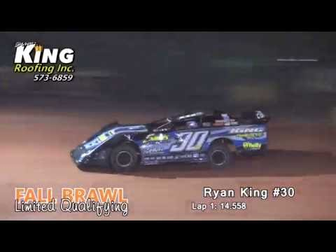 411 Motor Speedway | Fall Brawl Limited Late Models | 10 4 13