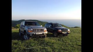 видео Jeep Grand Cherokee – модернизированная версия 2017 года