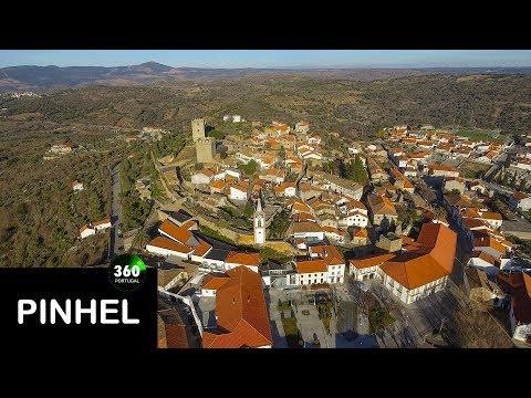 Pinhel cidade Falcão
