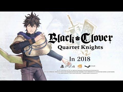 Black Clover: Quartet Knights Yuno Trailer | PS4, PC