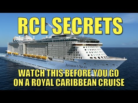Watch this Before You Go on a Royal Caribbean Cruise – RCL Secrets
