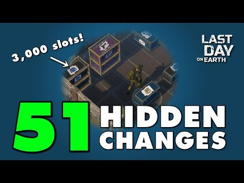 Update 1.11.6 Hidden Changes in Last Day on Earth