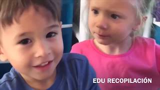 FUNNY RECOPILATION HUMOR KIDS try not to laugh