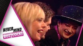 Boy George On Never Mind The Buzzcocks   Series 10 Episode 1