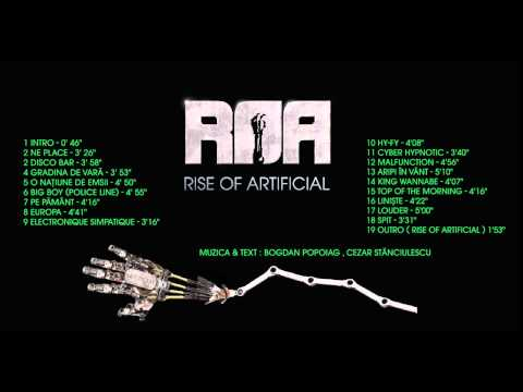 ROA ( Rise Of Artificial ) - Electronique Simpatique { Artificial - 2011 }