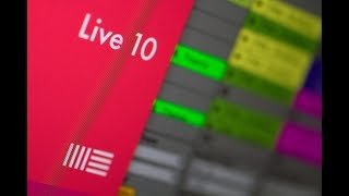 Synthesize Sunday 67 - Ableton Live 10 Best features