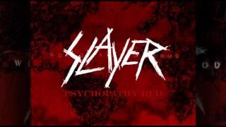 Slayer - Psychopathy Red HQ