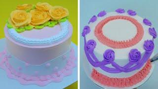 Cake Decorating Like a Pro | удивительные украшения для тортов сборник легкие рецепты тортов
