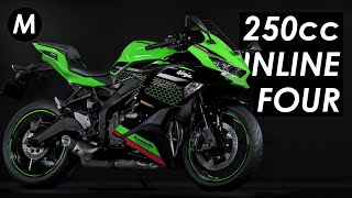 New 2020 Kawasaki ZX-25R 250cc Inline-4 Motorcycle Announced