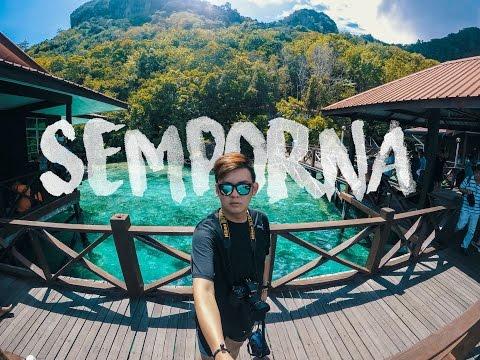 Sabah ll Semporna ll Scuba Diving ll DJI Mavic ll Gopro Hero 5 ll 2017