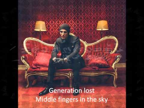 Generation Lost - Motionless In White (+ Lyrics)