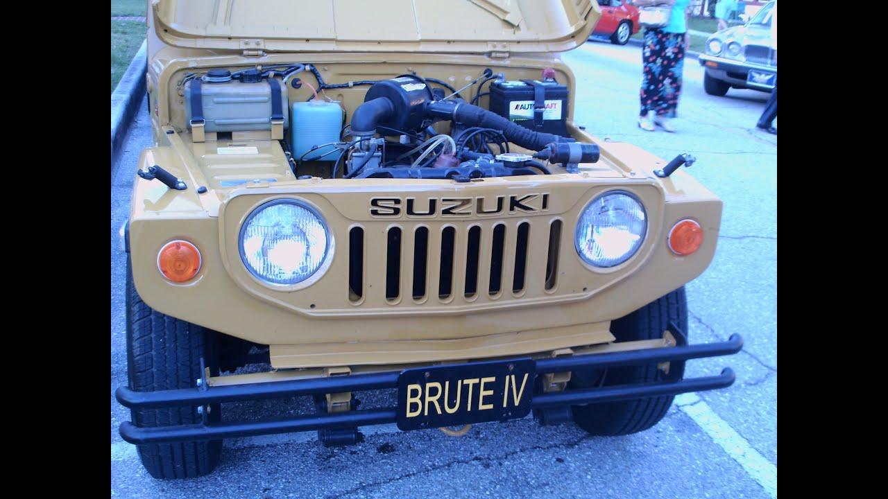 Suzuki Brute