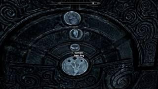 Skyrim - Sapphire Dragon Claw door code - Shroud Hearth Barrow walkthrough | Part 2