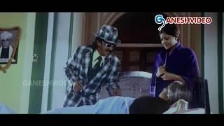 Raktha Kanneru Movie Parts 5/10 - Upendra, Abhirami, Ramya Krishna