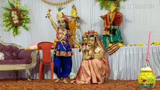 Radhika Gori Se (Live Performance) = Ras Bhagwat Bhajan