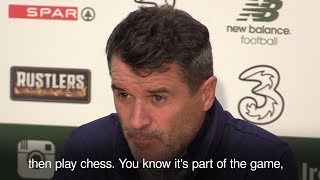 Roy keane tells players worried about injury to 'play chess'