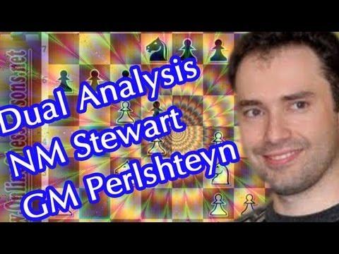 Chess Video: GM Eugene Perlshteyn welcome to the iChess Team!