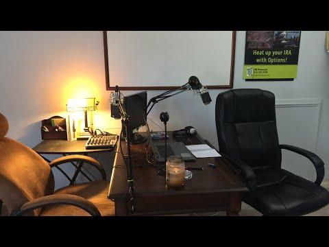 "iiefinancial ""Chuck n' Ann on Finance"" weekly podcast LIVE video stream"