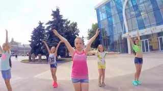 Katy Tiz - Whistle - Little Girls Jazz Funk | choreography by Vitaliy NRG