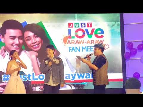 MayWards performs I'LL FIND YOU; nagpasiklaban sa pagkanta t
