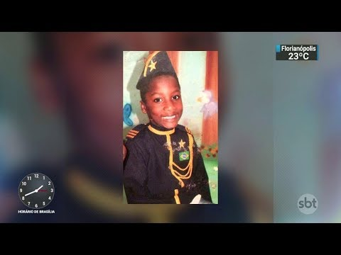 Corpo de menino desaparecido durante enchente em SP é encontrado | SBT Notícias (01/03/18)