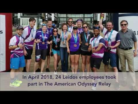 Leidos - American Odyssey Relay 2018