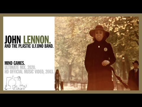 MIND GAMES. (Ultimate Mix, 2020) - John Lennon and The Plastic U.F.Ono Band