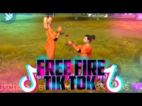 FREE FIRE TIK TOK #5 - MEJORES MOMENTOS, DIVERTIDOS, GRACIOSOS 😂 | DaniWo!
