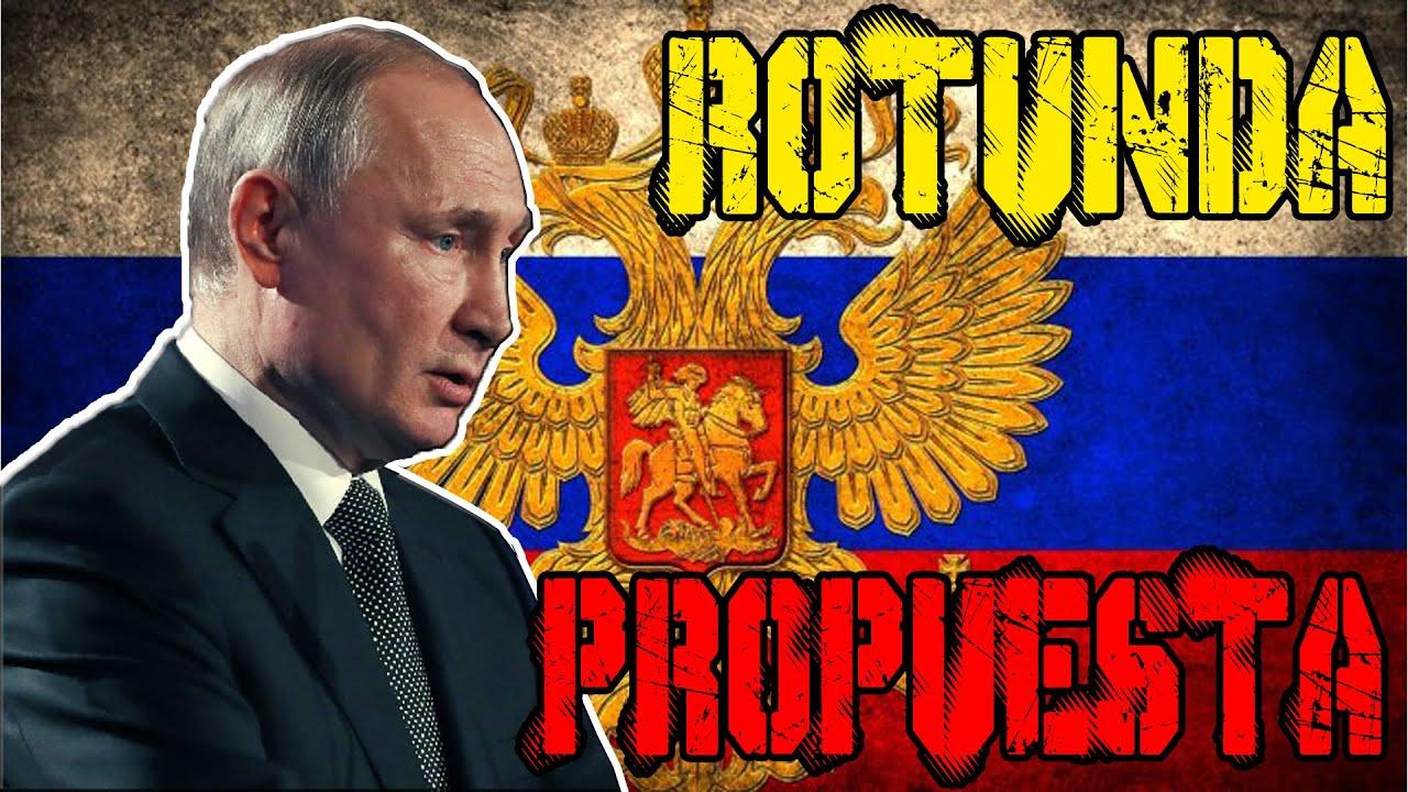 La COLOSAL campaña de Rusia, en medio de la crisis
