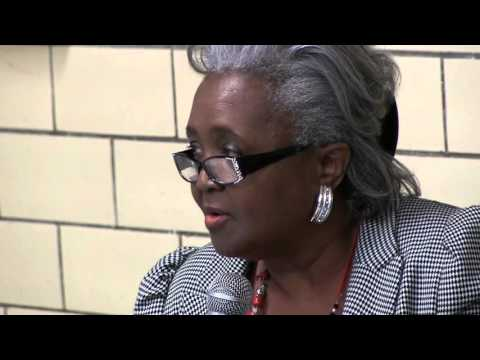 Atlanta Creole Heritage Society  Black Women Speak Part 3